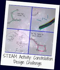 Constellations Worksheets Steam Activity For Kids Wikki Stix Constellation Designs Wikki Stix