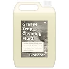 grease trap cleaner enzyme cleaning fluid 5 litres amazon co