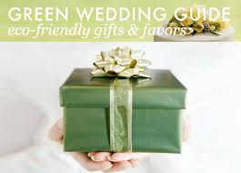 eco friendly wedding favors green wedding guide gifts favors inhabitat green design
