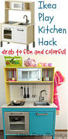 ikea duktig hack play kitchen makeover anika u0027s diy life