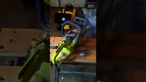 troubleshooting poulan chainsaw youtube