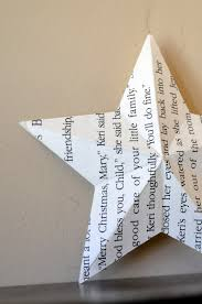 Christmas Tree Decorations To Make Out Of Paper Diy 3d Paper Star Craft U0026 Diy Pinterest Paper Stars 3d
