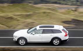 volvo vans volvo v90 cross country review 2017 on