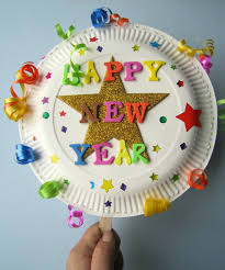 new year craft idea happy new year craft