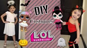 Halloween Costumes Easy Diy Lol Doll Sugar Spice