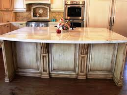 large kitchen islands country style cuisine painted oak large