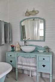 Best  Cottage Bathroom Decor Ideas On Pinterest Farmhouse - Shabby chic beach house interior design