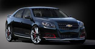 opel malibu malibu turbo performance concept headed to sema show