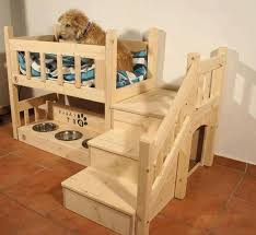 Bunk Bed For Dogs Furniture Beds Home Design