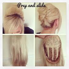 sallys hair extensions glambeautys how to fit your hair sallys glitz glam sally