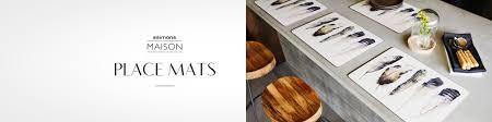 home decor blogs in canada shop table placemats online in canada simons