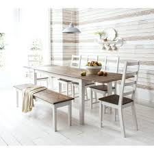rustic dining room table with bench dining table bench seat with storage en set ikea malaysia corner