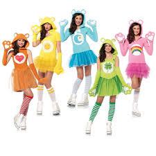 halloween stores in panama city fl care bear costume teen girls halloween fancy dress ebay