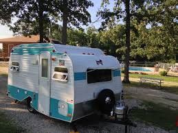 retro travel trailers the small trailer enthusiast