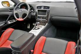 lexus isf 2009 for sale review 2009 lexus is f pursues perfection might need more