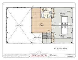 barn floor plans for homes class barn 1 timber frame barn home plans from davis frame