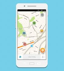 waze android waze 4 0 for android released with redesigned menu minimized