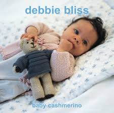 baby cashmerino 1 pattern book debbie bliss patterns designer