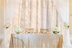 Bride And Groom Table Decoration Ideas Cream Houston Wedding Blog