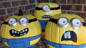 make minion pumpkins for halloween the geek pub idolza