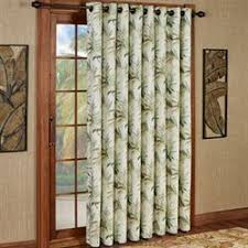 Patio Door Curtain Panel Patio Door Curtain Panels Touch Of Class