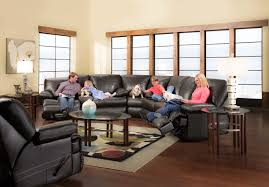 living room reclining sectional living room traditional casual