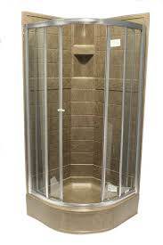 36 Shower Doors 36 Shower Door With Clear Glass Brushed Nickel Jazz Sales