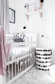 White Nursery Decor Nursery Decor Baby S Room Estella Baby Gifts