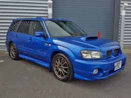subaru forester modified subaru forester wrx 2 0 5dr 2004 for sale aspinall cars used