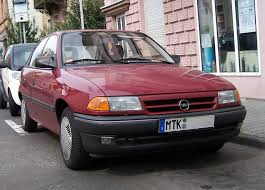 opel astra 1 6 1995 auto images and specification