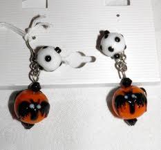 halloween bead jewelry