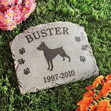 memorial stones for dogs personalized dog memorial dog memorial dog and fur