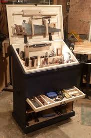 425 best woodworking tool storage images on pinterest boxes