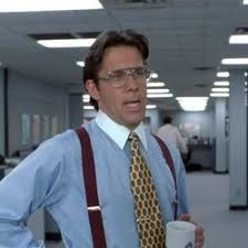 Office Space Meme Blank - that would be great office space bill lumbergh meme generator
