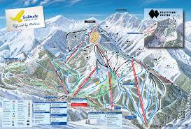 Buckeye Trail Map Solitude Mountain Resort Skimap Org
