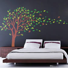 giant wall stickers for living room yes extra large tree wall art mural decal sticker living room bedroom
