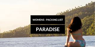 Iowa Travel Accessories For Women images Women 39 s beach packing list planning guide travelbreak png