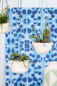 Diy Hanging Planters by Hanging Clay Planters Diy