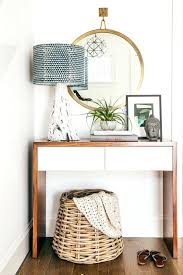 modern console table with drawers 34 stylish console tables for your entryway digsdigs modern console