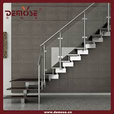Glass Stairs Design Space Saving Steel Glass Staircase Design View Modern Staircase