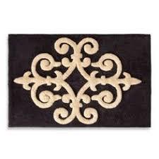 black bath mat full image for black and white bathroom rugs 53