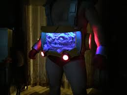 Halloween Costume With Lights by Decided To Make A Sweet Costume For A New Orleans Trip On