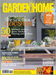 home decor magazines south africa the most read interior design