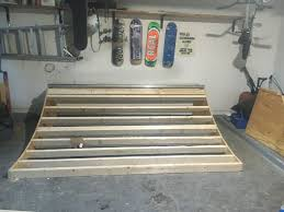 diy 3ft halfpipe 8 steps