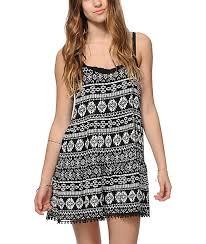 tribal dress aisha black tribal dress