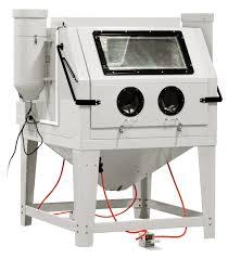 Sandblast Cabinet Parts 41200 Dual Station Blast Cabinet Allsource