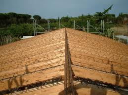 travetto tralicciato il solaio compound legnobloc in cania tetti pareti e solai