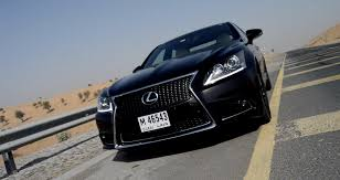lexus dubai lexus ls 2014 review business class cocktail drivemeonline com