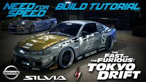 modified nissan silvia s15 need for speed 2015 tokyo drift sean u0027s nissan silvia build