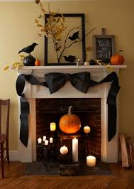 Home Halloween Decorations by Crepe Paper Halloween Back To Basics Paper Halloween Crepe